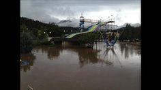 pictures estes park colorado flooding   Colorado floods: Estes Park inundated with flood waters   9news.com