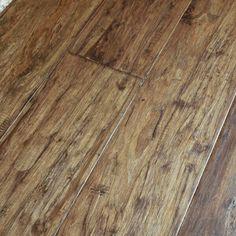 Brazilian Cherry Hardwood Flooring, Walnut Hardwood Flooring, Engineered Bamboo Flooring, Armstrong Flooring, Country Farmhouse, Modern Farmhouse, Farmhouse Decor, Distressed Wood, Casablanca