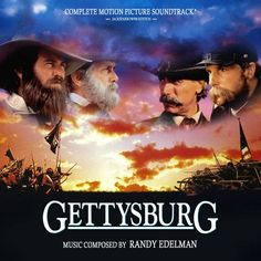 Gettysburg: Music From The Original Motion Picture Soundtrack Soundtrack Randy Edelman