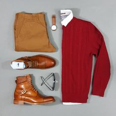 Omg this combo is everything! I love the boots the most tho!!