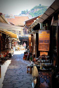 Bascarsija, Sarajevo - Bosnia