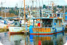 Fisherman's Terminal Seattle