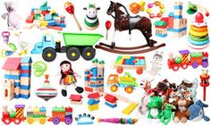 Vintage Toys For Kids - Download From Over 53 Million High Quality Stock Photos, Images, Vectors. Sign up for FREE today. Image: 33048630