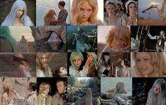 """""""Rusalochka."""" 1976 Russian 'Little Mermaid.'"""