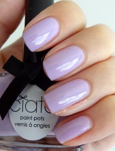 Ciate Purple Sherbet. I love these polishes!