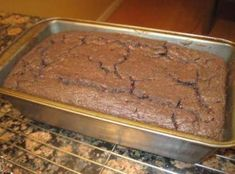 "Dark Chocolate Ricotta Cake ""I baked this cake this afternoon and it's delicious...."