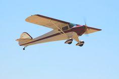 1941 Taylorcraft BC-12D