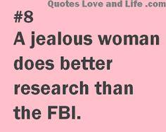 # Jealous..haan..!?