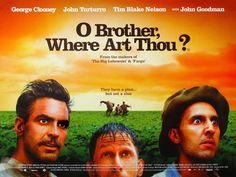 O Brother Where Art Thou? (UK) 30x40 Movie Poster (2000)