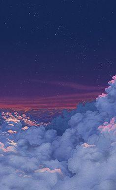 samsung wallpaper lock screen galaxy Make Them Giants : Julien De Man - Night Sky Wallpaper, Cloud Wallpaper, Scenery Wallpaper, Iphone Background Wallpaper, Aesthetic Pastel Wallpaper, Aesthetic Backgrounds, Galaxy Wallpaper, Nature Wallpaper, Aesthetic Wallpapers