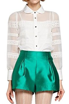 Easy Sleek High Waisted Shorts - OASAP.com