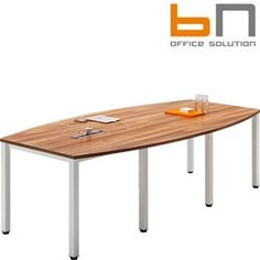 BN Easy Space Barrel Conference Tables - Square Legs  www.officefurnitureonline.co.uk
