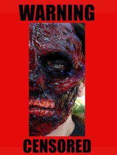 Evolution of a zombie walk dead apocalypse halloween-unisexe noir sweat
