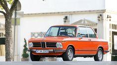 BMW 2002 circa 1967