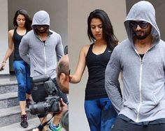 Shahid Kapoor And Mira Rajput Host Party For B-Town Friends