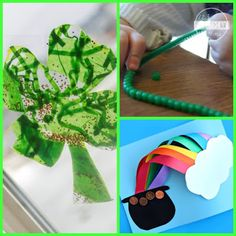 30 St. Patrick's Day Crafts, Activities, and Snacks