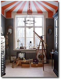 Nautical Themed Rooms