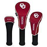 Oklahoma Sooners Golf Gift Set