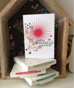 Stampin' Up UK Demonstrator Sarah-Jane Rae Cards and a Cuppa blog: Stampin' Up! Kinda Eclectic