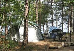 Pictured Rocks National Lakeshore - Campground listings, Twelvemile Beach Campground may work best for the Shady Lady