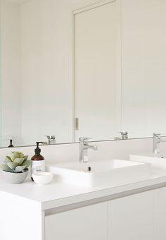 Double Vanity, Bathrooms, New Homes, Bathtub, Houses, Inspired, Inspiration, Standing Bath, Homes