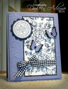 FS419~CASing Cathy by darleenstamps - Cards and Paper Crafts at Splitcoaststampers