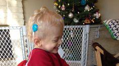 Mira el video de la reacción de un niño cuando escucha por primera vez