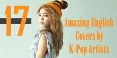 We all know and love #Kpop songs, but there are undoubtedly some fabulous songs in English that even K-pop idols adore! From #BrunoMars to #Beyonce, these artists have all been covered by many talented K-pop artists.  While some are sung by native English-speakers turned K-pop artist, others have bee...