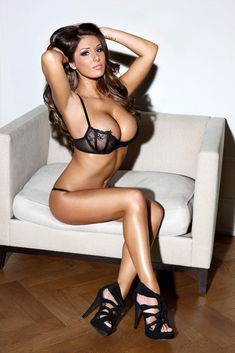 Lucy Pinder THB