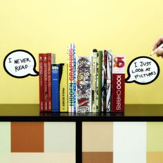 Chat Book Holder | HolyCool.net