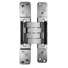 Скрытая петля Basys Pivota FX1 100 3D, матовый никель