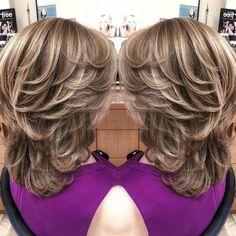 Spectacular female haircuts for medium hair in 2019 female haircuts medium spectacular 243898136056633669 Haircuts For Medium Hair, Medium Layered Haircuts, Medium Long Hair, Medium Hair Cuts, Cute Medium Length Haircuts, Bob Hairstyles, Hair Lengths, Curly Hair Styles, Hair Beauty