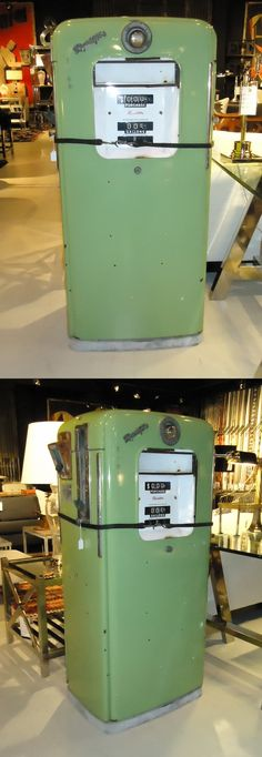 1950's Rapidayton Gas Pump