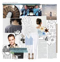 """""""2 more days till my b-day"""" by lovers-of-one-direction ❤ liked on Polyvore featuring art"""