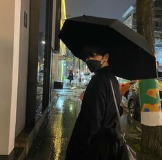 Under The Rain, Night Aesthetic, Aesthetic Dark, Kpop Aesthetic, Boyfriend Pictures, Twitter Update, South Korean Boy Band, K Idols, Boyfriend Material