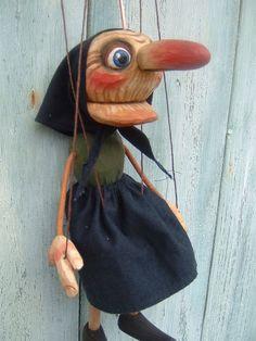 by Czech artist here http://www.marionetisti.cz/marrionettes/mar_3_en.html