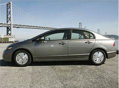 my car (2008 honda civic hybrid)