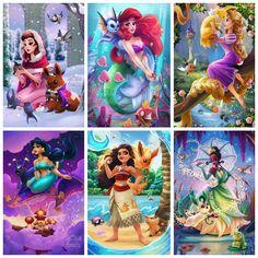 Cute Disney Drawings, Disney Princess Drawings, Disney Princess Art, Disney Princess Pictures, Disney Sketches, Cute Drawings, Disney Artwork, Disney Fan Art, Disney Fun