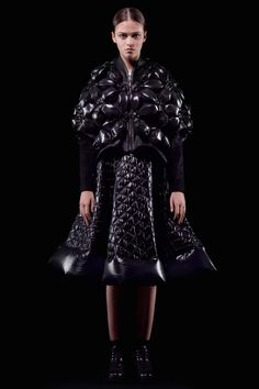 Moncler 6 Noir Kei Ninomiya ready,to,wear fall/winter 2018,