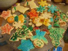 Tuperware Sugar Cookie recipe