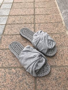"Babrouskaya Alena on Twitter: ""Denim lovers grey #crochet #croshetshoes #sandals #fasion #fasionblogger #luxury #shoes #greece #handmade #handmadeingreece #handmadebyfei #nofilter… https://t.co/zI7GNtle81"""