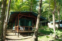 La Leona Eco-Lodge Tent Camp in Playa Carate, Corcovado, Puntarenas Costa Rica