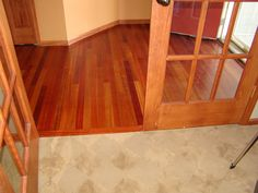 Mixing Different Types Of Hardwood Flooring