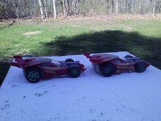 Hot Wheels Cars 2 Team McDonald's Drift King Toy Cars #4 2013 #Mattel #DriftKing