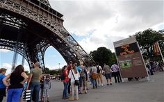 Do go up the Eiffel Tower, but don't queue for any longer than you need to