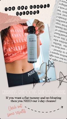 Feel better in just two days + still eat and go about normal activities! Two Day Cleanse, Itworks Cleanse, It Works Marketing, It Works Distributor, It Works Global, It Works Products, Wellness Company, Flat Tummy, Nike