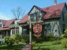 Shipwright Inn, Charlottetown, PEI--Grace likes
