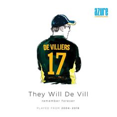 AB De Villiers retired from Cricket Cricket Books, Cricket Poster, Cricket Logo, Cricket Quotes, Cricket Sport, Ab De Villiers Batting, Ab De Villiers Ipl, Ab De Villiers Photo, Effective Leadership Skills