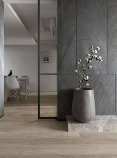 Home Interior Decoration Ideas Modern Bathroom Decor, Modern Wall Decor, Modern Room, Modern Entryway, Luxury Homes Interior, Home Interior, Modern Interior Design, Interior Doors, Living Tv