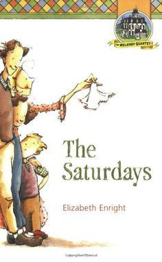 The Saturdays by Elizabeth Enright